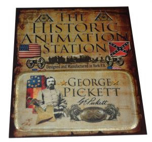 General George Pickett Historical Patch